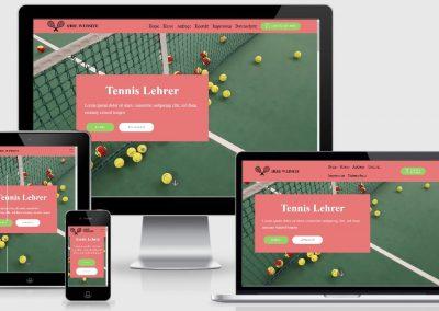 Tennis Lehrer 01