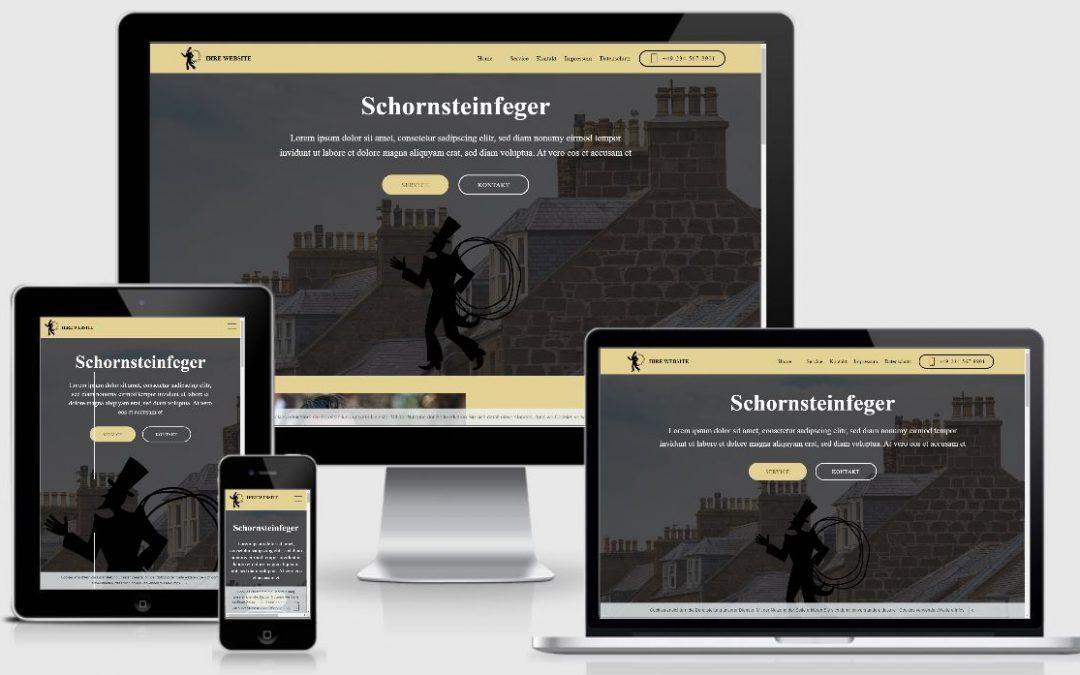 Schornsteinfeger V01